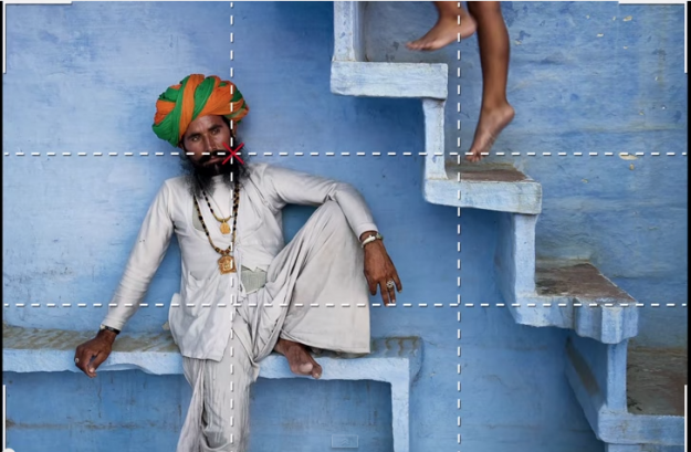 National Geographic photographer Steve McCurry's composition tips.